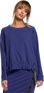 Niebieska bluza MOE