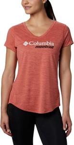Pomarańczowa bluzka Columbia