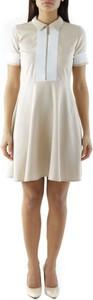 Sukienka Olivia Hops z krótkim rękawem