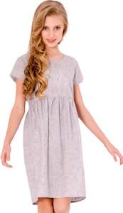 bce5ea94d47b48 sukienka bombka dla 13 latki - stylowo i modnie z Allani