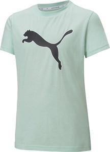 Koszulka dziecięca Puma z bawełny