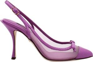 Szpilki Dolce & Gabbana ze spiczastym noskiem