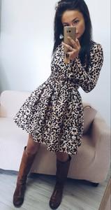 fdac6ac3a1 Sukienki rozkloszowane w stylu skandynawskim