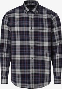 Koszula Andrew James z kołnierzykiem button down z bawełny