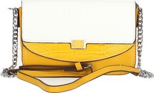 Żółta torebka Verde