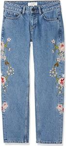 Niebieskie jeansy JUST FEMALE