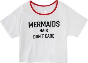 Koszulka dziecięca Cool Club dla dziewczynek z bawełny z krótkim rękawem