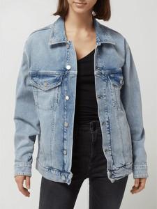 Kurtka Tommy Jeans w stylu casual z jeansu