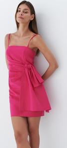 Sukienka Mohito mini hiszpanka