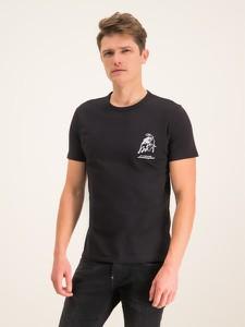 T-shirt Lamborghini z krótkim rękawem