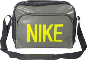 Torba sportowa Nike ze skóry ekologicznej