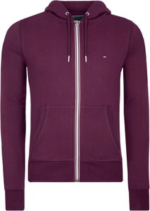 Fioletowy sweter Tommy Hilfiger