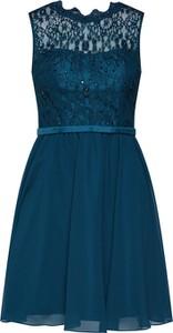 Niebieska sukienka Laona