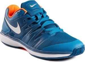 Buty sportowe Nike w sportowym stylu zoom z płaską podeszwą