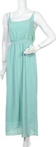 Sukienka Triana By C z okrągłym dekoltem maxi