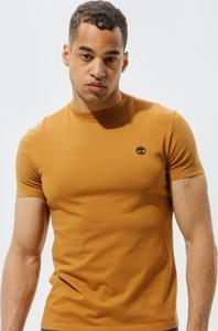 T-shirt Timberland w stylu casual z krótkim rękawem