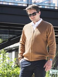 Sweter M. Lasota w stylu casual z bawełny