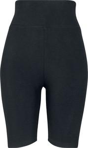 Czarne szorty Emp z bawełny w stylu casual