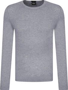 Sweter BOSS Casual z kaszmiru