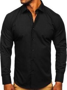 Czarna koszula Denley