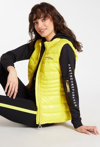 Żółta kamizelka Monnari w stylu casual