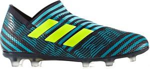Buty sportowe dziecięce Adidas w sportowym stylu sznurowane