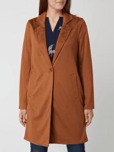 Brązowy płaszcz S.Oliver Red Label w stylu casual