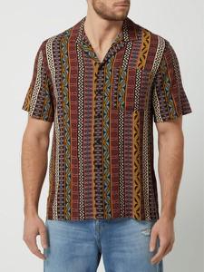 Koszula Review z krótkim rękawem z klasycznym kołnierzykiem w stylu etno