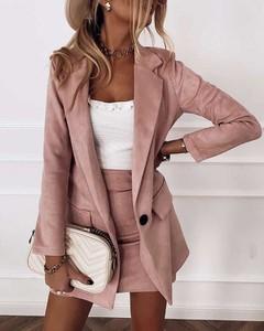 Różowy Kendallme w stylu casual
