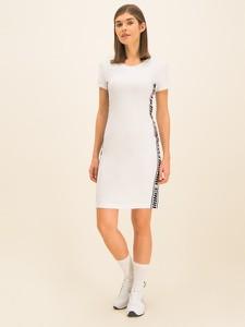 Sukienka Armani Exchange sportowa z krótkim rękawem