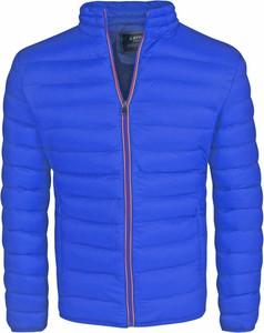 Niebieska kurtka Recea