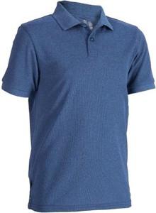 Niebieska koszulka dziecięca Inesis z krótkim rękawem