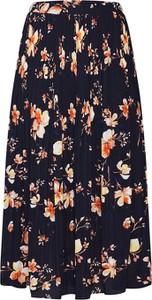 Spódnica Vero Moda midi w stylu boho