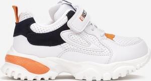 Buty sportowe dziecięce born2be dla dziewczynek sznurowane