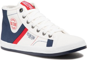 Sneakersy BIG STAR - HH174029 White/Navy