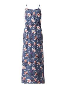 Sukienka Only maxi z dekoltem w kształcie litery v
