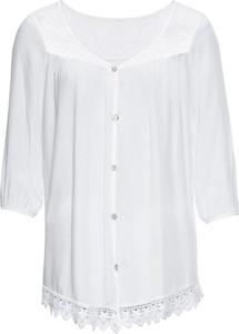 Bluzka bonprix BODYFLIRT z długim rękawem
