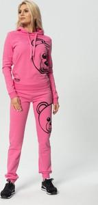 Spodnie Moschino z dresówki