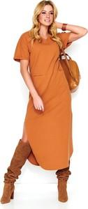 Sukienka Makadamia z bawełny