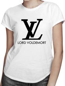 T-shirt Koszulkowy z okrągłym dekoltem z bawełny