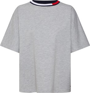 Bluzka Tommy Hilfiger Underwear z krótkim rękawem w stylu casual
