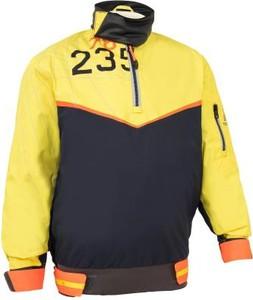 Żółta kurtka dziecięca Tribord