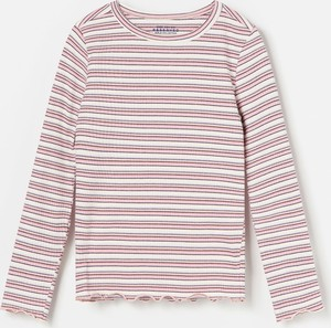 Koszulka dziecięca Reserved z długim rękawem