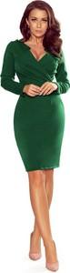 Zielona sukienka NUMOCO