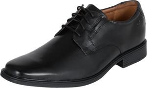 Clarks buty sznurowane 'tilden plain'