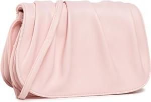 Różowa torebka DeeZee matowa