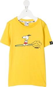 Koszulka dziecięca Puma z jeansu