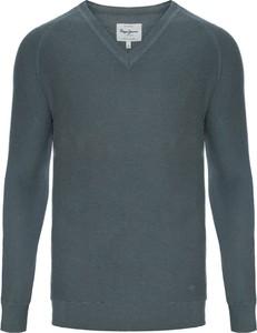 Sweter Pepe Jeans w stylu casual z bawełny