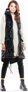 Kamizelka Awama w stylu casual z tkaniny