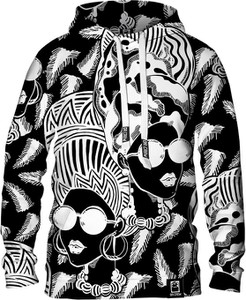Czarna bluza Dr.Crow Sklep w młodzieżowym stylu